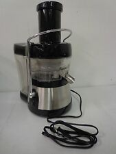 Fusion Juicer, Black/Stainless Steel R7/S7