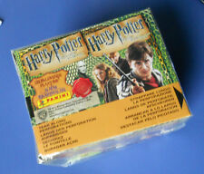 HARRY POTTER DEADLY HALLOWS stickers OVP BOX 50 bustine PANINI pochette cromos