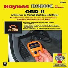 Haynes Techbook: OBD-II and Sistemas de Control Electrónico del Motor by Bob...