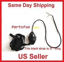 Plastic Mini ATV Safety Kill Switch with Tether Cap 125cc 110cc 90cc 70cc 50cc