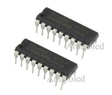 2 x ULN2803APG IC Toshiba array transistor Darlington Dip18
