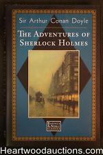 The Adventures of Sherlock Holmes by Sir Arthur Conan Doyle (First thus)- High G