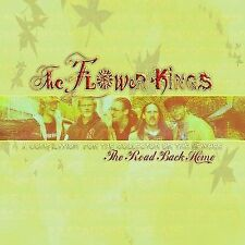 The Flower Kings - The Road Back Home (CD, Jun-2007, 2 Discs, Inside Out Music)