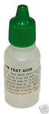 1 BOTTLE 14K GOLD TEST ACID TESTING JEWELRY METAL KIT