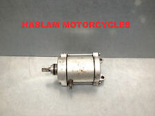 x-stream 125 (engine number MX156FMI) starter motor