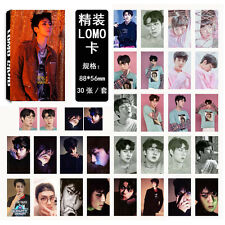NEW 30pcs set Kpop EXO SEHUN Album EX'ACT Personal Photo Poster Lomo Card