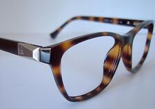 Calvin Klein ck5891 214  Havana Eyeglasses Frame 54-16 Ladies Medium