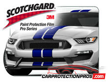 2017 Ford Mustang GT350 3M Scotchgard PRO Clear Bra Paint Protection Deluxe Kit