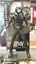 "2009 Con Hellboy II 2 The Golden Army Abe Sapien 18"" Figure by Mezco USED DAMAGE"