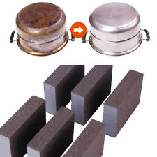 Large Area Carborundum Flexible Descaling #E Clean Magic Brush Sanging Sponge