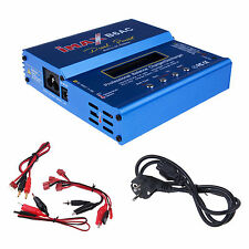 iMAX B6AC LiPo NiMH Ni-Cd NiMH Balance Digital Charger Discharger Battery EU Plu