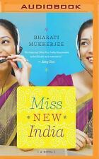 Miss New India by Bharati Mukherjee (2016, MP3 CD)