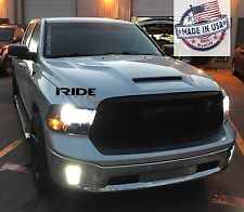 2009 - 2014 Dodge Ram 1500 RK Sport Ram Air Hood NEW