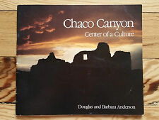 Chaco Canyon, Center of a Culture, New Mexico National Park 1981 Southwest USA