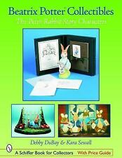 ❤️Beatrix Potter Collectibles: The Peter Rabbit �� Story Characters Book NEW❤️