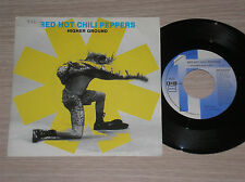 "RED HOT CHILI PEPPERS - HIGHER GROUND - 45 GIRI 7"" PROMO SPAIN"