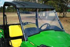 John Deere Gator XUV 550, 590i Full Non-Vented Windshield