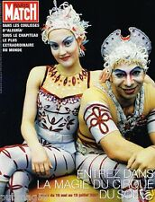 Coupure de Presse Clipping 2007 (16 pages) Le Cirque du Soleil