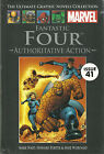 Marvel The Ultimate Marvel Graphic Novels Collection Fantastic Four Vol 31 #M1