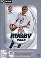 EA SPORTS RUGBY 2004 CLASSICS PC CD-ROM, nouveau scellé