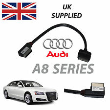 AUDI A8 2012 AMM MMI 4F0051510R For Apple iPhone iPod AUDIO & VIDEO CABLE