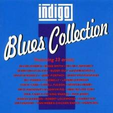 INDIGO BLUES COLLECTION - VOL. 1  - Various Artists  (NEW CD)