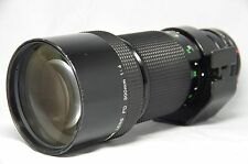 Canon New FD 300mm f/4 F4.0 MF Telephoto Prime Lens SN21915 from Japan