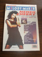 MELODY MAKER 1990 SEPTEMBER 15 NENEH CHERRY HUMAN LEAGUE SHAMEN WATERBOYS