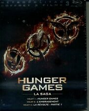 HUNGER GAMES  la saga 3  blu ray ref 05011617