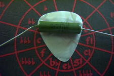 1 - .047uf 160v Soviet Military Paper In Oil Bass or Guitar Tone Capacitor PIO