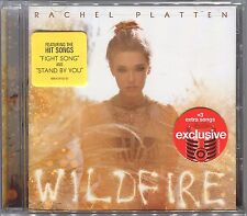 +3 BONUS TRACKS--  RACHEL PLATTEN Wildfire EXCLUSIVE CD Stand By You FIGHT SONG