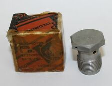 2 New in the Box, Lycoming Oil Plugs O435, GO435, GO480, PN 65705, 2 for $9.00
