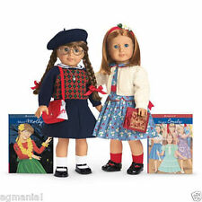 American Girl Molly+ Emily Doll+ Accessories New In Box+BONUS