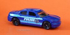 2011 Matchbox Loose Dodge Charger Blue Police Multi Pack Exclusive Brand New