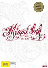 MIAMI INK - BEST TATTS - 2 DVD SET - ONCE WATCHED  R4