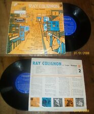RAY COLIGNON - A L'Orgue Hammond French 25CM Easy Listening