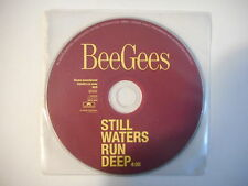 ♫ FRENCH PROMO ONLY ♫ BEE GEES : STILL WATERS RUN DEEP [ CD SINGLE PORT 0€ ]