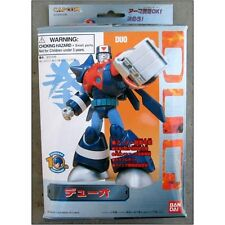 ROCKMAN X MEGAMAN 8 Toy FIGURE Duo Iron Buster Armor by Bandai DISCONTINUED ITEM