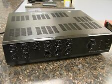 TOA A-706 60W 8-Channel Paging/PA Amplifier 700 Series