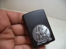 ZIPPO LIGHTER ACCENDINO STARS OF HOLLYWOOD WLK OF FAME  NUOVO