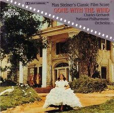GONE WITH WIND - CLA - GERHARDT CHARLES (CD)