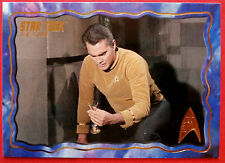 "STAR TREK TOS 50th Anniversary - ""THE CAGE"" - GOLD FOIL Chase Card #31"