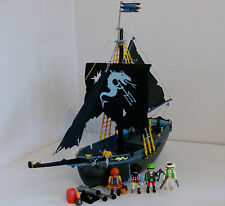 Playmobil Black Corsair Pirate Ship 3860