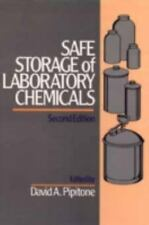Safe Storage of Laboratory Chemicals, 2nd Edition-ExLibrary