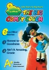 Big Comfy Couch, The - Honest to Goodness / Ain't It Amazing, Gracie (DVD, 2004)
