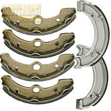 Front Rear brake shoes - 1996 1997 1998 YAMAHA YFM 350 FW Big Bear YFM 350