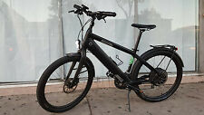 Stromer ST1 Platinum Electric Bike Power 48 w/City Kit e-Bike Black 16.5""