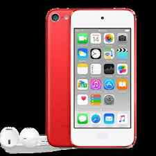 2015 Geniune Apple iPod Touch 6th Gen Red 128GB *NEW!* + Warranty!