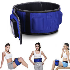 Electric Sauna Slimming Massager Belt Wrap Fat Burner Cellulite Off Loss Machine