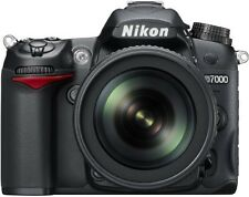 Nikon Coolpix D7000 16.2 Megapixels Digital Camera - Black (Kit w/ AF-S DX 18...